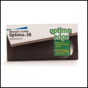 Bausch & lomb optima 38 daily wear lens