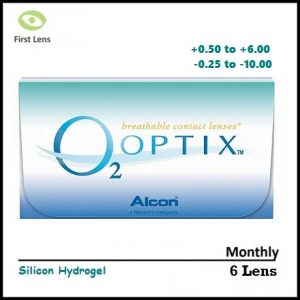 Ciba vision o2 optix