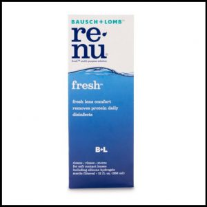 Renu fresh multipurpose solution 355 ml