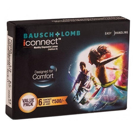 Bausch & Lomb iConnect
