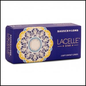 Bausch & lomb lacelle star color lenses
