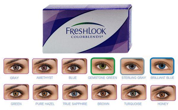 Freshlook - First Lens