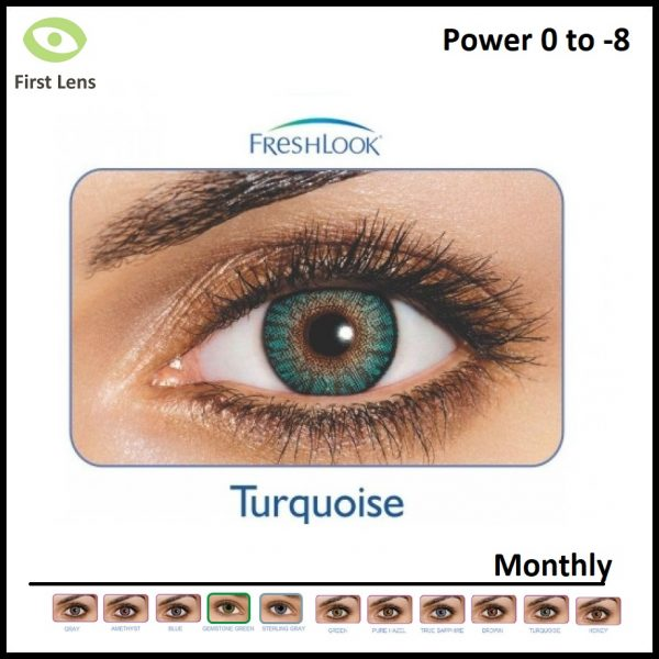 Freshlook Colored Lens Turquoise
