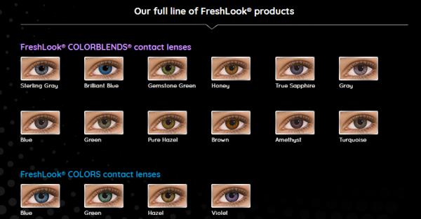 Freshlook - First Lens 1