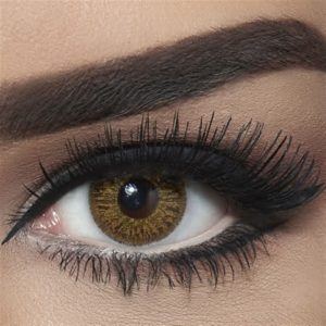 Bella Natural Collection Color Contact Lens - Cool Hazel (2 lens/box)